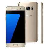 Samsung Galaxy S7 Dourado 32gb Android 6.0 4g 12mp