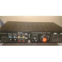 Remate Amplificador Y Ecualizador De Sonido Nippon Dj 120 W