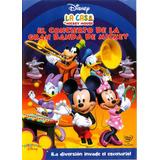 Dvd Original | La Casa De Mickey Mouse Concierto Gran Banda