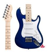 Guitarra Michael Infantil Junior Gm219 Metallic Blue