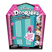 Super Kit Playset E Mini Figura Disney  Doorables Dtc