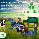 Mini Planta Para Vaca De Alimentos Combo (260a/420a/150b)