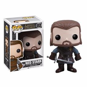 Funko Pop Ned Stark Game Of Thrones Juego De Tronos Nuevo!