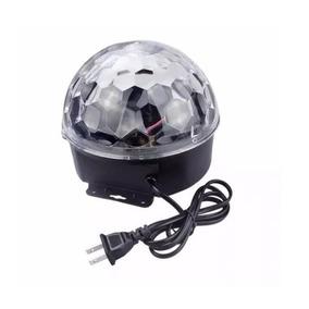 Bola Led Magic Ball Pls 2 Audiorritmica Efecto Rgb