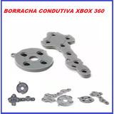 Borracha Condutiva Do Controle Xbox 360 Kit Reparo Xbox 360