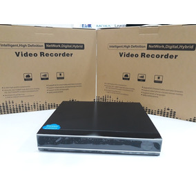 Dvr Standalone 8 Canales Ahd 1080p Pentahibrido