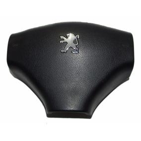 Capa Moldura Bolsa Do Volante Buzina Peugeot 206 2004/2011