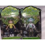 Pack Rick Y Morty Figuras De Accion Articuladas Funko