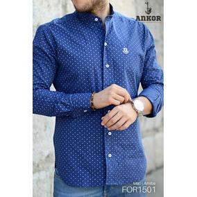 Camisa Fortrop Sevilla Azul