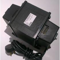 Autotransformador 500w De 220v A 110v 3 Tomas P/ Equipos Usa