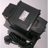 Autotransformador Reductor De 220v A 110v - 500w