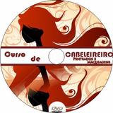 Cabeleireiro - Curso Completo Em Vídeo 10 Dvds