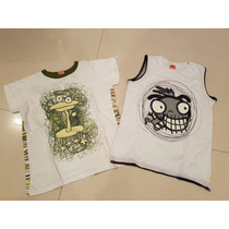 Remeras Grisino Talle 6 Pack X 2!