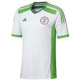 Excelente Camiseta De Nigeria !!!