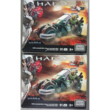 Mega Bloks Halo Wars 2 Spartan Douglas Jackrabbit Unsc