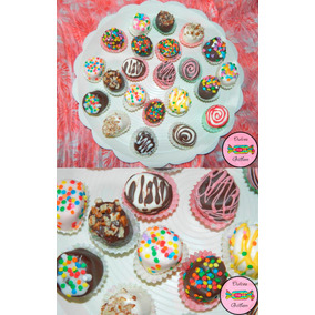 Bombones Decorados Para Cumpleaños, Fiestas Y Eventos