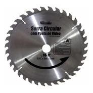 Disco De Serra Circular Com Ponta De Vídea 36 Dentes Sb-12