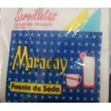 Servilleta Fuente Soda