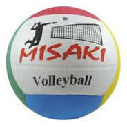 Kit 3 Bolas Voleibol Eva Misaki Cores Sortidas Volei