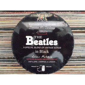 Cd - The Beatles In Black - A Special Blend Of Vintage Songs