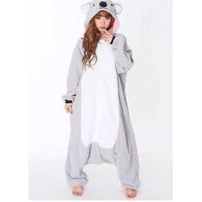 Pijama Mameluco Disfraz Cosplay Unisex Animal Koala Xtreme