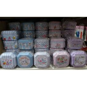 Lata Latita Souvenirs Nacimientos Empresariales Navidad 10cm
