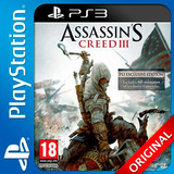Assassins Creed 3 Ps3 Digital N°1 En Ventas
