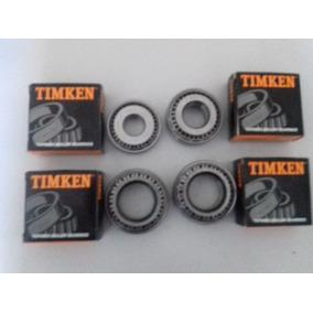 Kit Rolamento Diferencial Silverado / S10 / Blazer - Timken