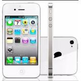 Iphone 4s 16gb , Branco , Semi Novo, Completo E Na Caixa