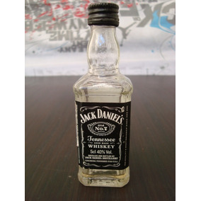 Whisky Jack Daniels Mini Botella Vacia Changoosx