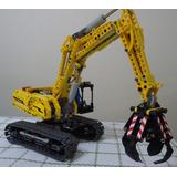 Lego 42006 Technic Escavadeira Trator 2 Em 1