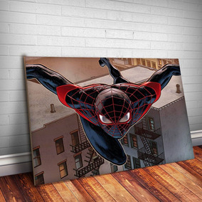 Placa Decorativa Homem Aranha 1