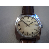 Relógio Edox A Corda Vintage