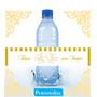 50 Rotulos Garrafinha Agua Mineral Linha Casamento