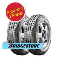 Kit Pneu Aro 14 Bridgestone 175/70r14 B250 84t 2 Unidades