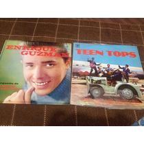 Rock Mexicano Teen Tops, Enrique Guzman Precio Por Cada Uno