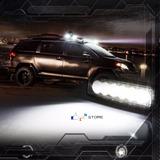 Oferta! 1x Barra Led 18w Exploradora Moto Auto Barras Led