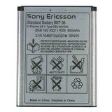 Bateria Bst-33 Sony W205 W300i W302 W395 K660i Frete R$4.99