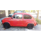 Fiat 600, Excelente Estado, Papeles Al Día, Vtv Al Dia