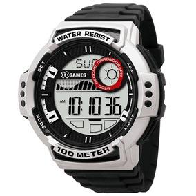 Relógio X-games Masculino Xmppd219 - Rev. Autoridada ( Nfe )