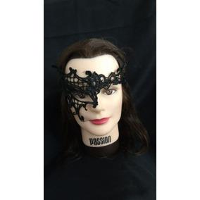 Antifaz Encaje Disfraz Sexy Mascara Mujer Cara Fiesta