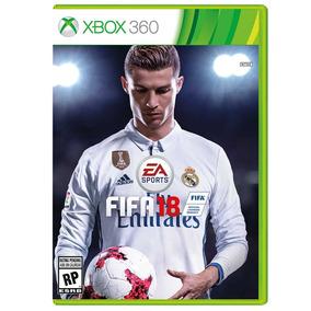 Jogo Fifa 18 - Xbox 360 - Frete Gratuito