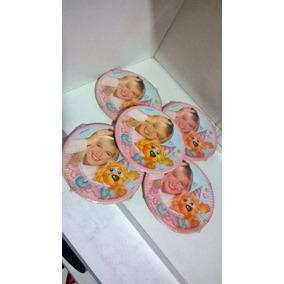 Lote Com 5 Kits Pratinhos Da Boneca Xuxa Festa Anos 80!