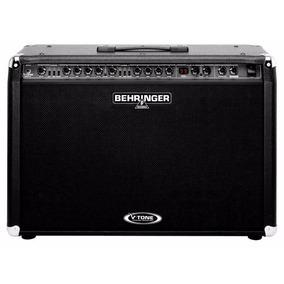 Amplificador Behringer Guitarra/bass Gmx212 110v