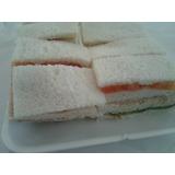 Sandwiches Surtidos El Ciento Oferta Por El Mes