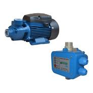 Bomba Agua 0.5hp Mas Controlador Presión  Gpa Maquinarias