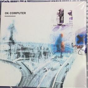 Lp Radiohead Ok Computer Duplo Gatefold Lacrado Frete Gratis