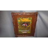 Donkey Kong Country Snes Cuadro Con Poster Original
