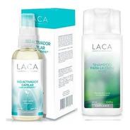 Bioactivador Capilar + Shampoo Caida Laca