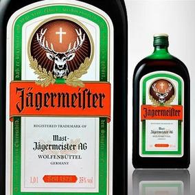 Jagermeister Original 1 Lt/ Jack Daniels Litro